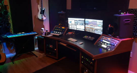 Recording,Mixing and Mastering - Eric Reid (TBMstudios)