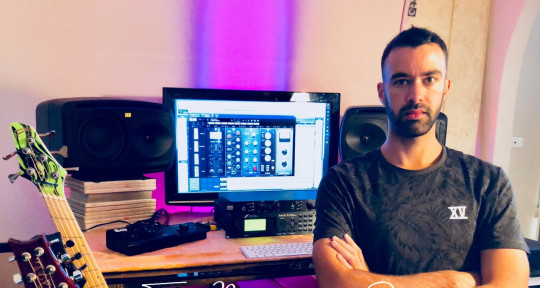 Mixing & Mastering, Re-Amping, - Julian Meyer