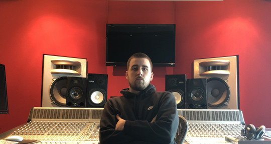 Recording and Mixing Engineer - Kamron Krieger