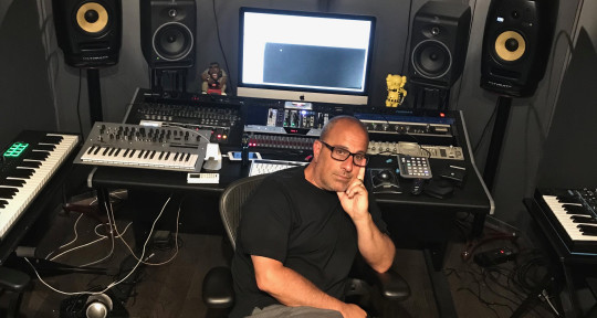 Mixing, Mastering & Production - Anthony Acid