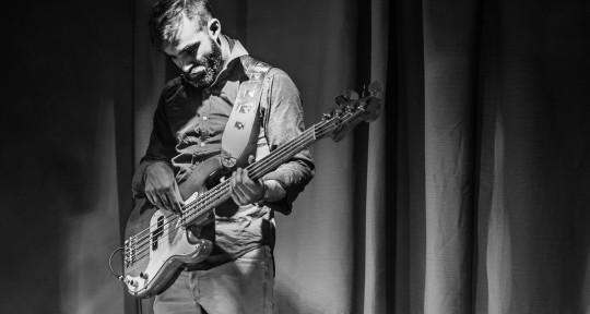 Bass, where the music sits. - Hernan Segret