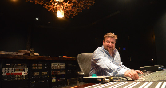 Producing, Mixing, Mastering - Tucker Bodine