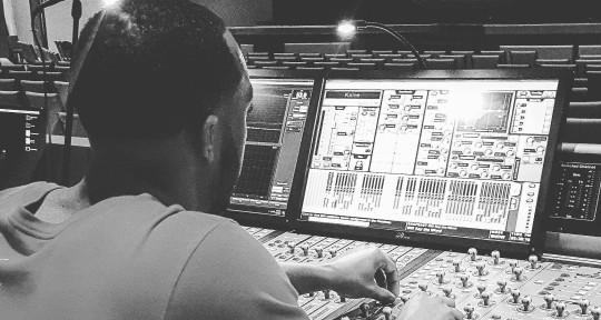 Mixing Engineer - Jalen Booker