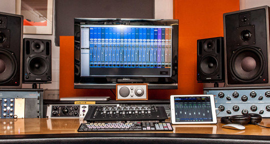 Recording and Mixing Studio - Doubletrack Studio