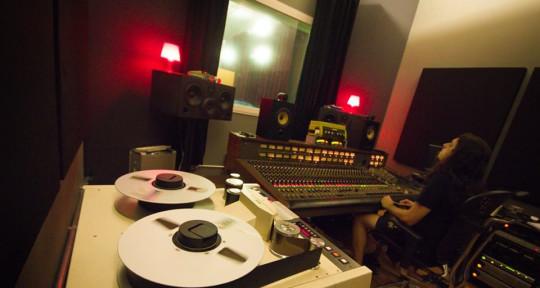 REC+MIX+MASTER+LIVE P.A foh! - Andre kbelo Sangiacomo