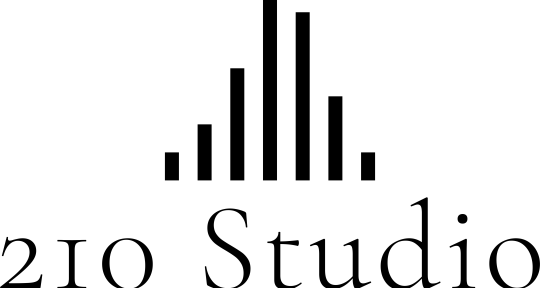 Recording, Mixing, Mastering - 210 Studio