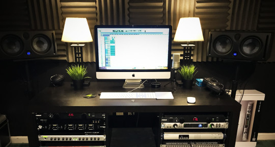Mixing & Mastering Engineer - Connor McAuliffe
