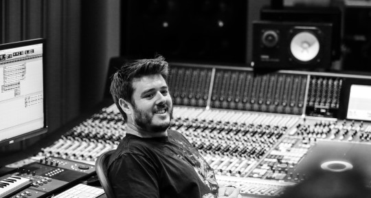 Mixer/Producer/Writer/Engineer - Greg Ogan