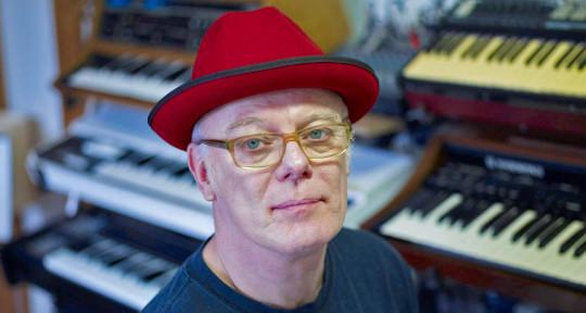 Piano, Organ, Synths, Sampling - Morgan Fisher