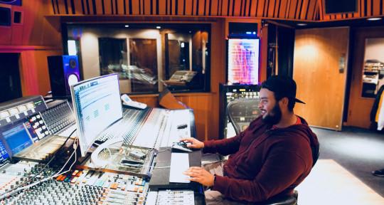 Mix Engineer - Kai Lasker