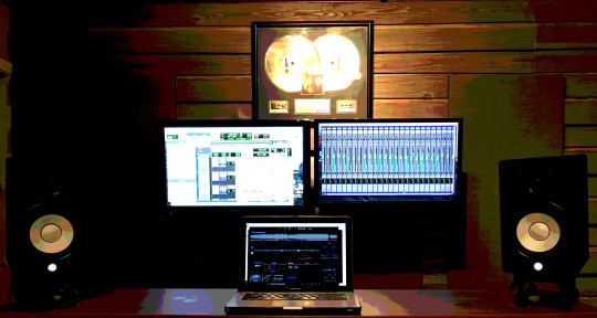 Mix/Mastering Engineer  - Shelton Morgan