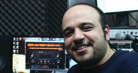 Music Producer - Moein Rahmdel
