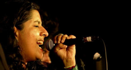singer,songwriter - lakshmi