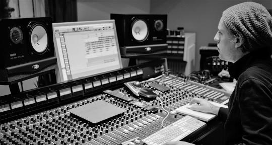 Mixing Engineer, Producer - Aaron Hogan