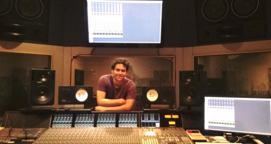 Audio Engineer, Music Producer - Juan Torres ($25 Dollars)