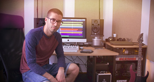 Music Producer, Mix Engineer - Sebastian Sendon