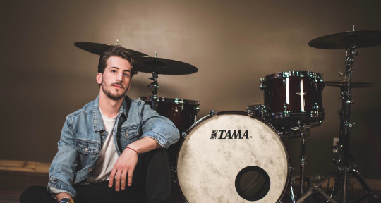 Session Drummer - Rhett Harken