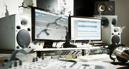 Audio Editing & Mixing - Lukas Ljubanovic