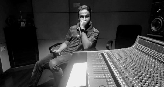 AUDIO MIXING, MUSIC PRODUCER - HARSHIT SHRIVASTAVA