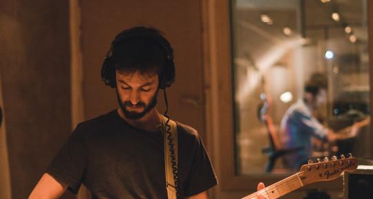 Studio Guitarist - Tal Yadin