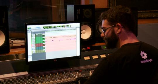 Recording/Mixing/Mastering - Josh Welshman