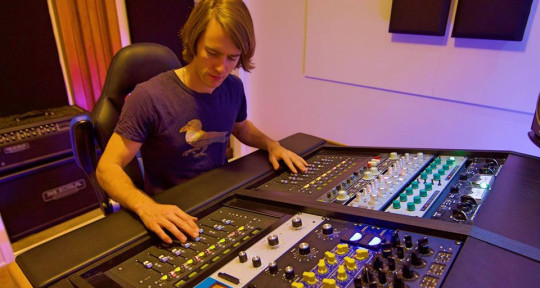 Mixing, Mastering, Production - Steve Thomas Audio