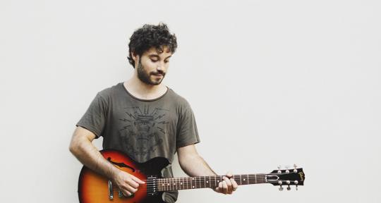 Session Guitarist - Nicola Demontis