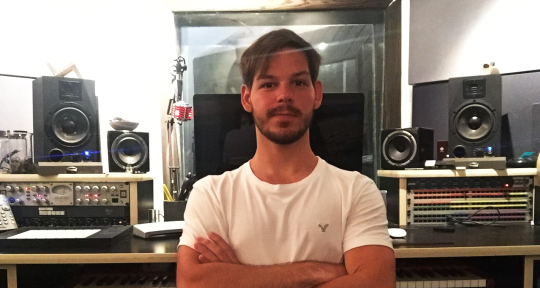 Recording and Mix Engineer - Sebastian Coloma