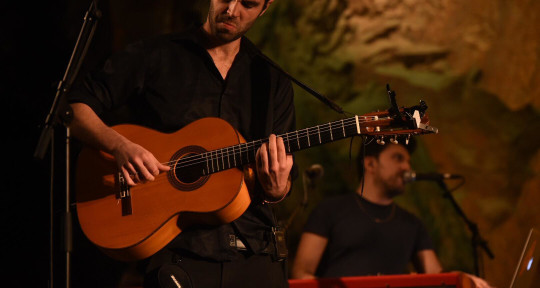 SESSION FLAMENCO GUITARS - LIRON DAN