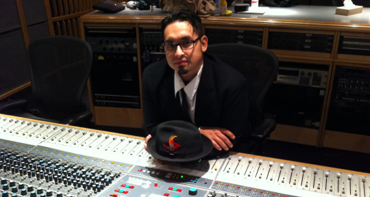 Music Producer / Engineer - Jose Alcantar