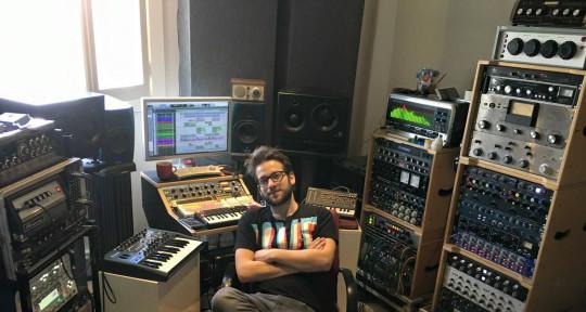 Mixing Engineer, Prod, Remix - Fabio Senna