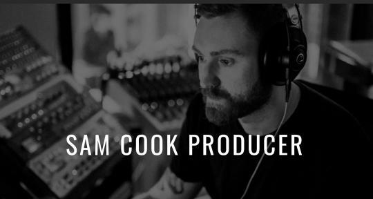 Photo of Sam Cook Producer