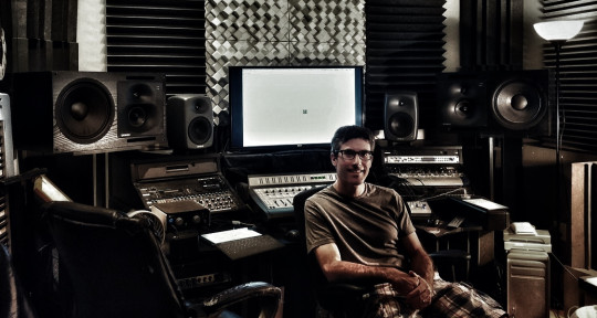 Music Producer, Mix Engineer - Jim Folino