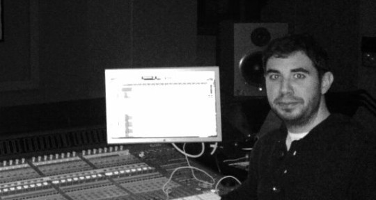 Sound Design, Music Mixer - Roberto Herrador