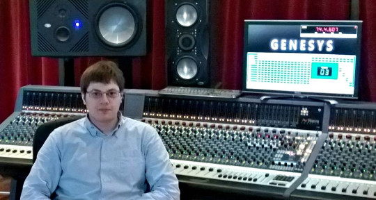 Editing, Mixing and Mastering - Antonio M. Buonomo