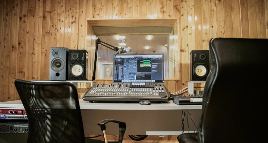 Photo of Lampa Studio Mixing Labs
