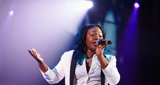Singer, Songwriter, BGVs  - Tickwanya Jones
