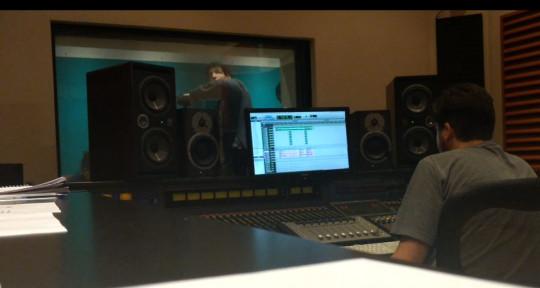 Music producer, remote mixing. - Fede Padula