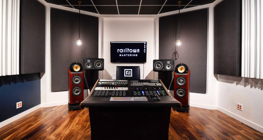 Photo of Railtown Mastering