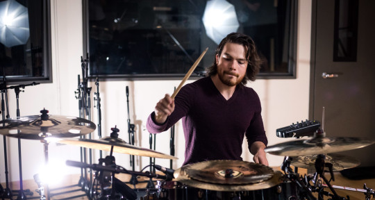 Session Drummer and Producer - Matthiessen Nisch Quan