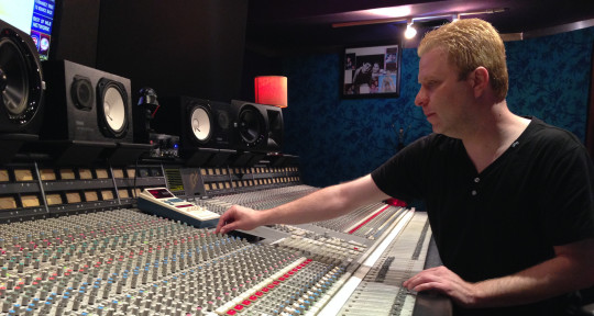 Mixing, Mastering, Production - John D. Norten
