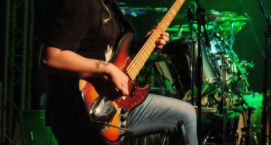 Professional Bass Player - Phillip Court