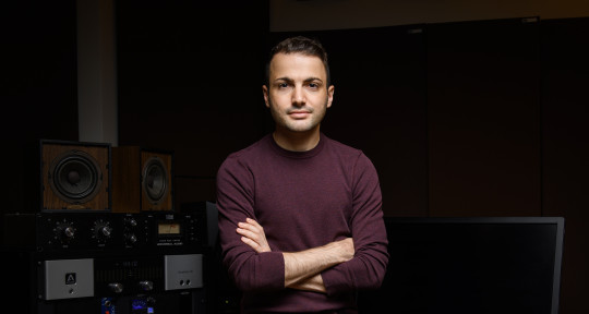 Music Producer & Mixer - Chris Camilleri