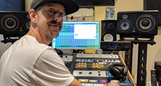 Produce/Mix/Master/Drums - Chris Hesse / The Lighthouse Recording