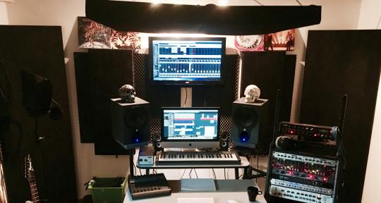 Mixning, Production, & Writing - Oscar Lindberg