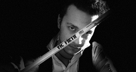 Drummer, Composer and Producer - Davide Anselmi