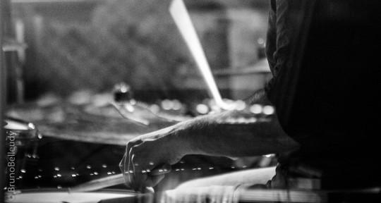 Drums recording, Live drummer - Sébastien NECCA