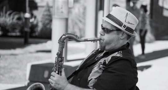 Photo of Dave 'AJ' Blinzinger