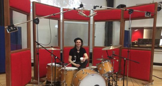 Drummer - Producer - Composer  - Alex Marchisone