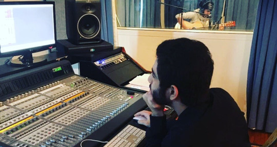 Producer and Recording artist. - RasamSR